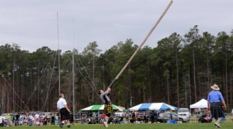 The Highland Games - Market Common Festival