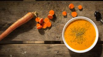Market Common Carrot Soup Recipe