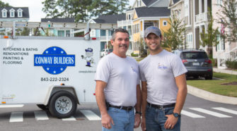 The Best Home Restoration Company in the Market Common area.
